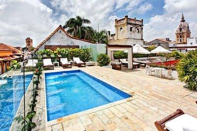 Hotel Boutique LM: Color, magia y encanto el día de tu boda... ¿Lista para conocer esta locación de Colombia?
