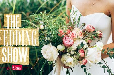 THE WEDDING SHOW by GALA – Deutschlands neue Hochzeitsmesse feiert Premiere in Leizpig
