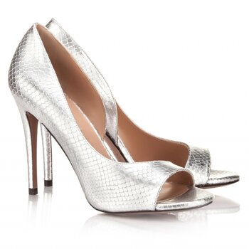 Sapatos de noiva Pura López 2016: cómodos mas cheios de estilo