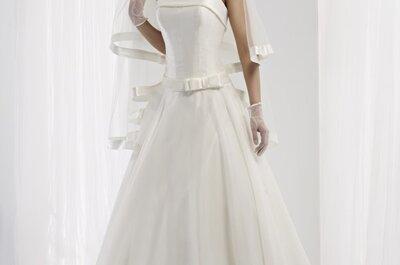 Abiti sposa 2013 lisci Linea Jolies by Nicole Spose