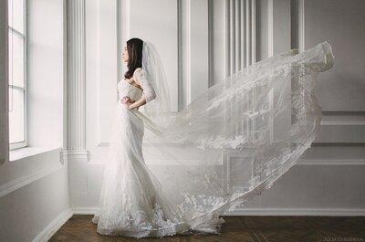 Очаровательные акценты: 6 деталей к вашему свадебному платью