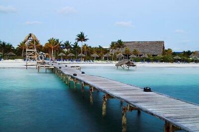 Super romantische huwelijksreis naar Curaçao
