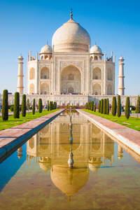 Luna de miel en la India