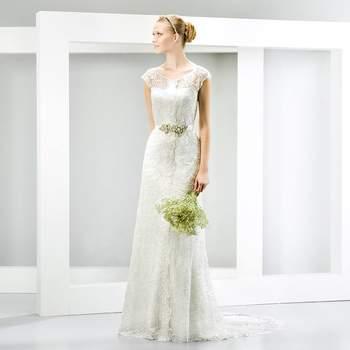 Vestidos de novia para boda civil 2017, ¡diseños para no dejar pasar!