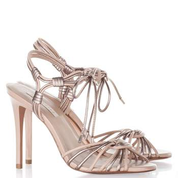 Zapatos de novia Pura López 2017. ¡Te enamorarás de estos increíbles diseños para tus pies!