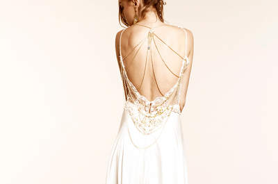 ¡Ponle ojo a las 5 tendencias en vestidos de novia que tenemos para ti!