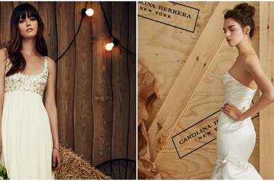 30 свадебных платьев для худых девушек 2017. Выбирайте самые роскошные модели!