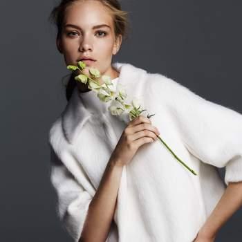 Vestidos de novia Max Mara 2016: estilo moderno y vanguardista