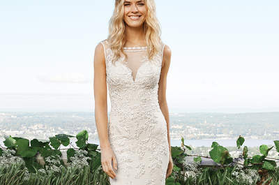 Lillian West wedding dress collection: unique styles for today's modern bride