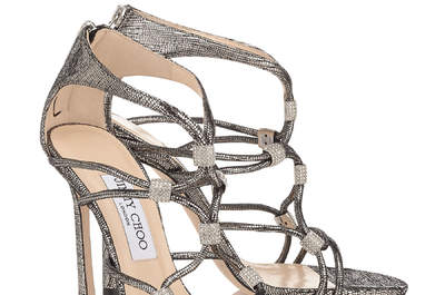 Chaussures de mariée Jimmy Choo 2017 : Des modèles sexy!