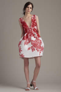 Sukienek z nadrukami 2016