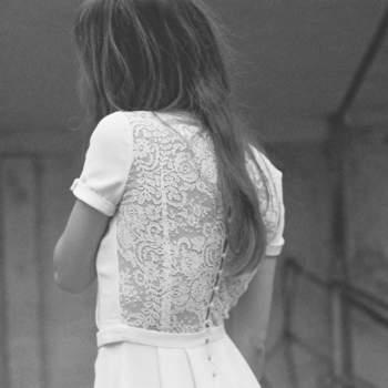 Robes de mariée Elise Hameau 2017 : Sensualité et seventies à l'honneur!