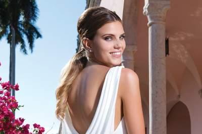 Suknie ślubne Sweetheart 2015! - Egzotyczna elegancja, którą musisz zobaczyć!
