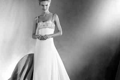 Vestidos de novia Pronovias 2017: los mejores diseños para el día de tu boda