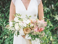 Dé trend van 2017; bruidsboeketten met wilde bloemen!