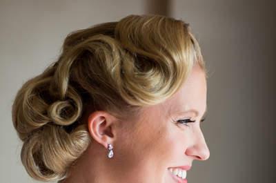Penteados de noiva 2017: para todos os estilos e todos eles LINDOS!