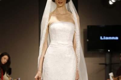Preview Pronovias Bridal Collection Spring/Summer 2016