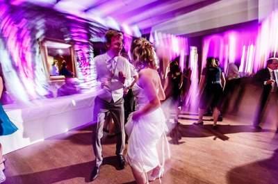 Der schönste Hochzeitstanz - Impressionen von Hochzeitsfotografen aus ganz Deutschland