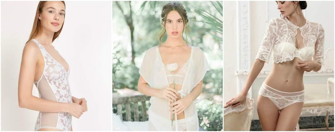 Нижнее белье для невест: сексуально и женственно!