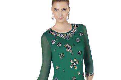 Robes incroyables pour des invitées glamour avec la collection Pronovias 2015