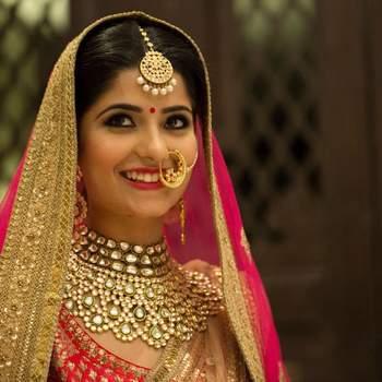 Get your wedding fabulous look-2017 by Priyanka Arora