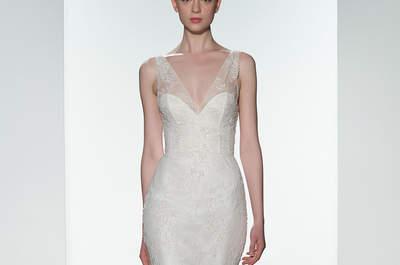 Vestidos de noiva Christos 2016: naturalidade e muito romance!