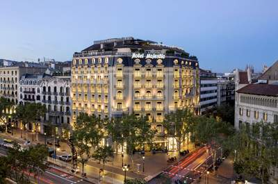 Los 12 mejores lugares de lujo para bodas de Barcelona