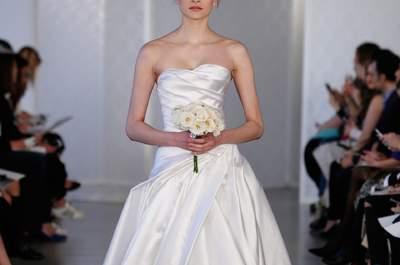 Vestidos de novia Oscar de la Renta 2017: diseños que querrás a toda costa