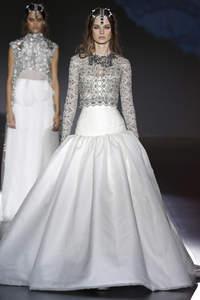 Vestidos de novia de manga larga 2016