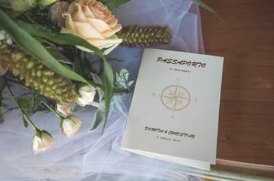 In giro per il mondo con il matrimonio di Dorota e Christian