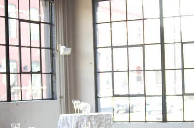 Decoración de sillas 2015: un toque chic para una boda muy personal