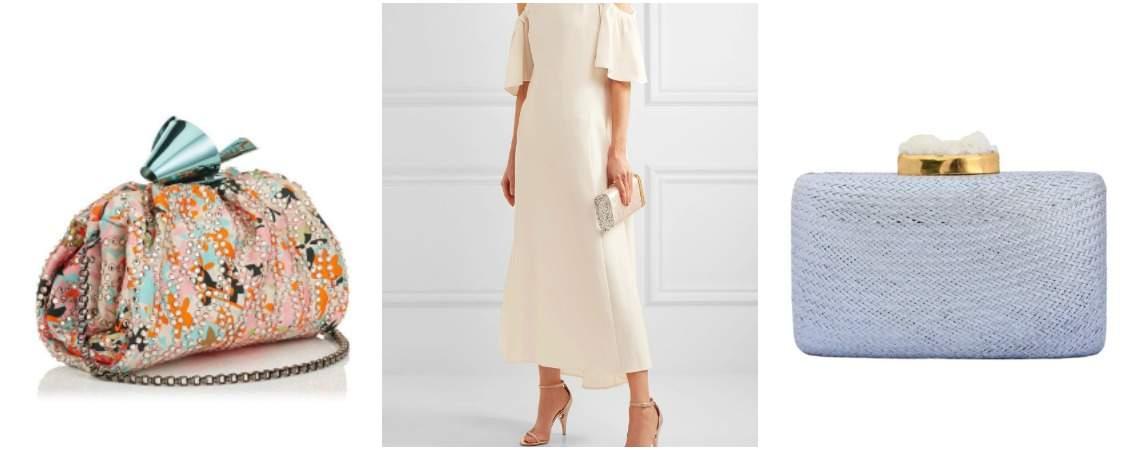 Clutches für Hochzeitsgäste 2017 – 40 zauberhafte Handtaschen, die jeder Frau gefallen