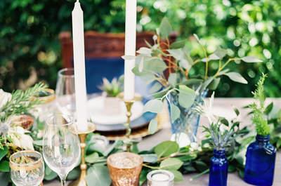 Das schönste Geschirr für Ihre Hochzeit: mit liebevollen Details glänzen