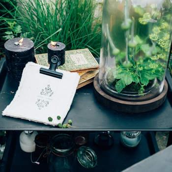 Inspiration urbaine et végétale pour un mariage romantique sur les toits de Paris