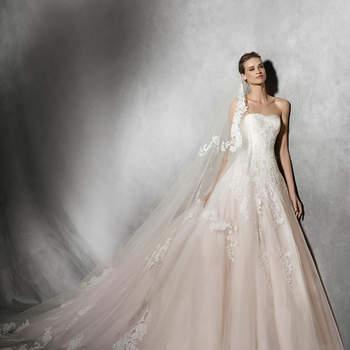 Vestidos de novia de color 2016: ¡Arrasarás con estas propuestas diferentes!
