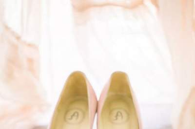 Sandalias que querrás usar en tu matrimonio. ¡Descúbrelas!