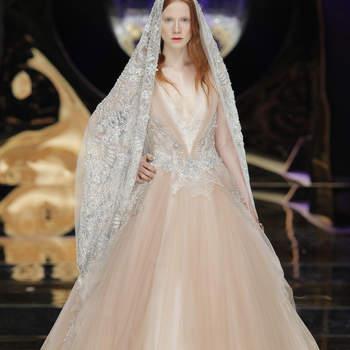 Vestidos de novia YolanCris 2017: puro estilo de los años 70