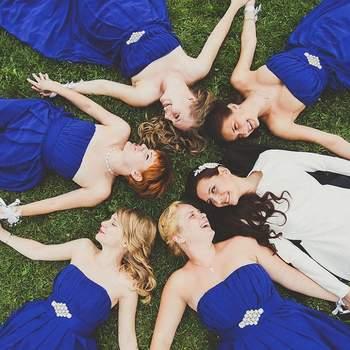 Бесценное сокровище невесты — сестры и подруги!
