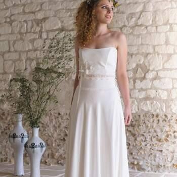 Robes de mariée bustier 2016 : une tendance forte