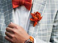 Ramilletes para el novio: el toque que deseáis en vuestro look