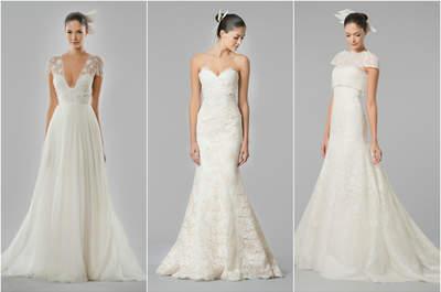 Carolina Herrera´s Fall 2015 Bridal Collection: Polished Elegance