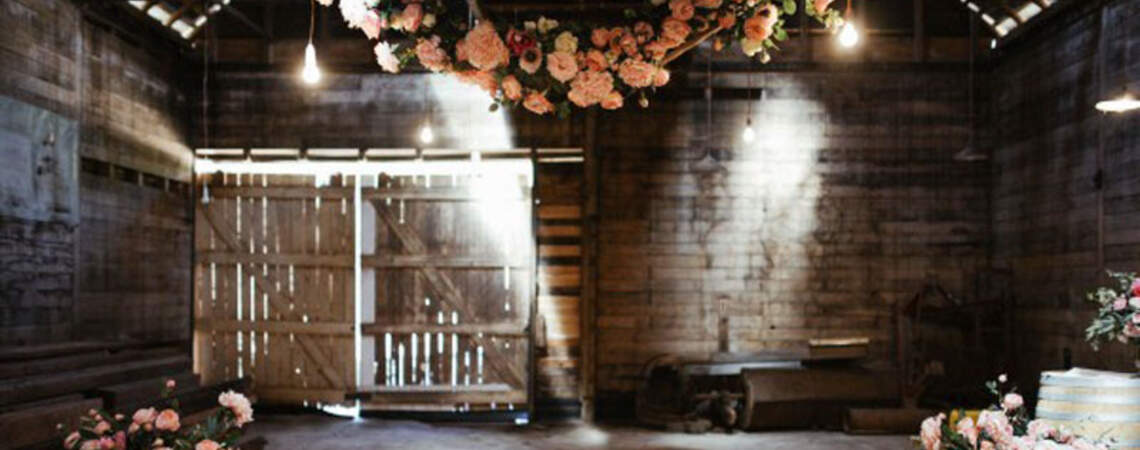 Industrial Chic Decor: Original Ideas for Your 2017 Wedding