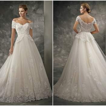 Robes de mariée Divina Sposa 2016 ou l'élégance à son apogée