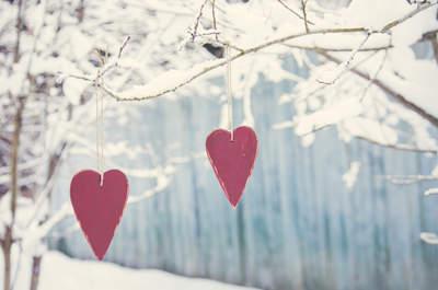 Зимняя сказка: оформление свадьбы в зимнем стиле