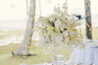 ¿Qué manteles elegirás para tu boda? Ficha estas ideas y sorprende a tus invitados