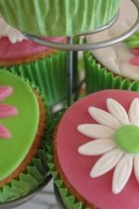 Hippe cupcakes voor op je bruiloft!