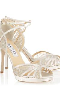 Sandalias para novia 2015: los zapatos perfectos para esta temporada