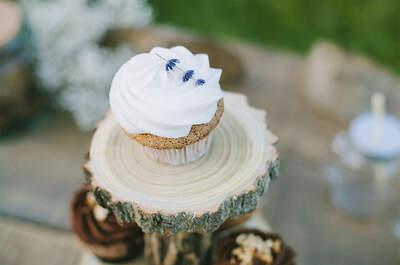 Shooting d'inspiration blanc, nature et gourmand pour un mariage plein de pep's !