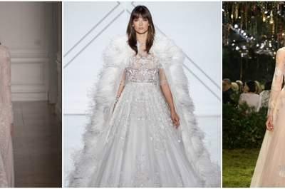 22 traumhafte Brautkleider direkt aus Paris – Haute Couture für die Hochzeit 2017