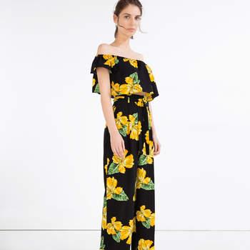 Vestidos casuales para invitadas: Elegancia y sobriedad en un mismo look